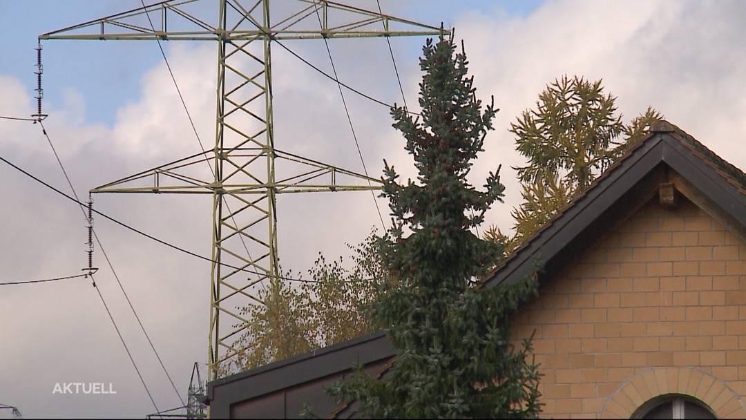 Ehepaar soll 340'000 Franken Entschädigung für Strommast erhalten