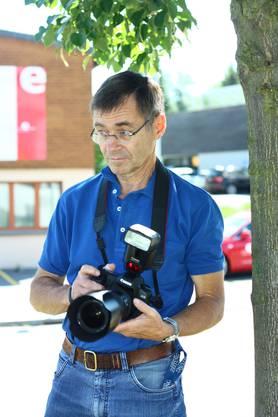 Mediencamp - Projektleiter Peter Siegrist