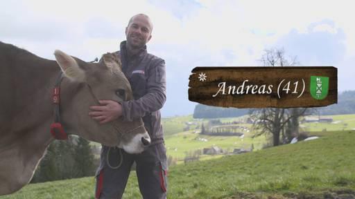 Bauer, ledig, sucht... ST16 - Portrait Andreas 41 (SG)
