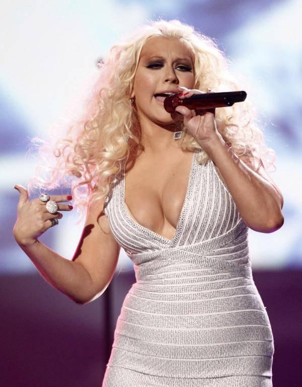 Durch dick und dünn mit Christina Aguilera