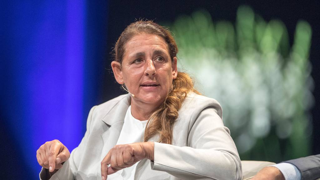 Jacqueline Badran will SP-Vizepräsidentin werden