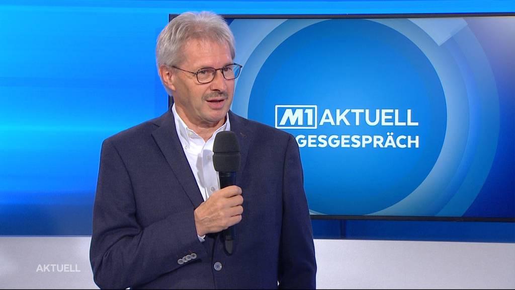 Kurt Schmid über die Maskenpflicht im Aargau