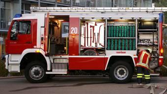 Die Feuerwehr Rheinfelden (Archiv).