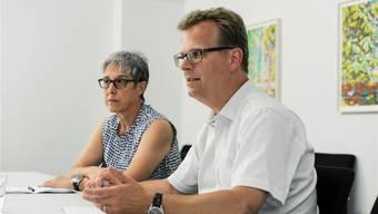 Stadt und Land hätten andere Bedürfnisse, sagen die Baselbieter Kirchenräte Wanda Bürgin und Ivo Corvini.