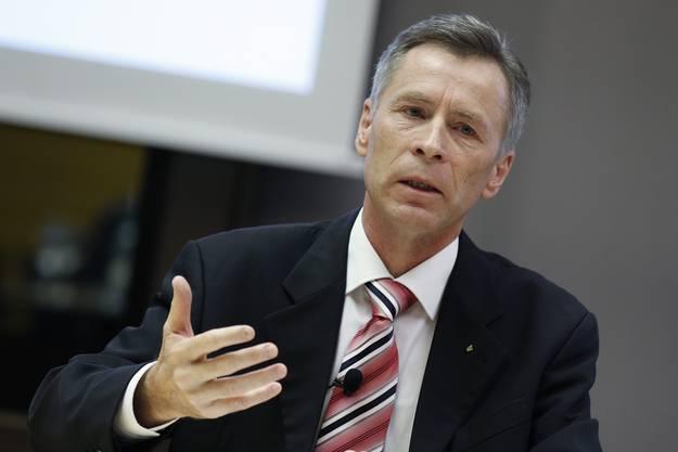 Ueli Hurni wird Susanne Ruoff interimistisch vertreten. Die Nachfolgesuche ist eingeleitet.
