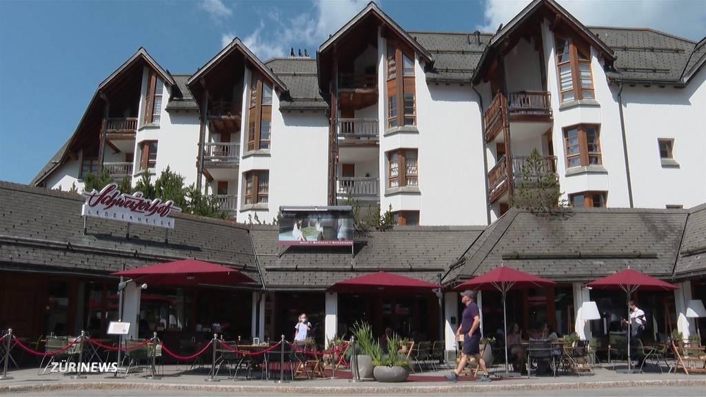 Erholung in der Schweizer Tourismusbranche