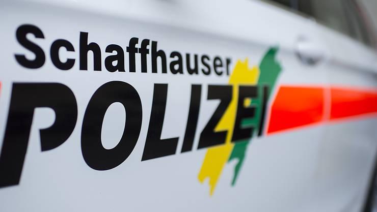 Schaffhauser Polizei sucht Zeugen. (Archivbild)