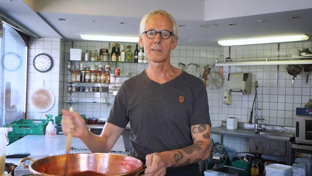 Früchte, Pektin und Kochzeit: die Konfitüren-Tipps von Profi Markus Kunz von der Konfi Manufaktur in Herznach