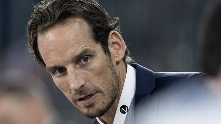Patrick Fischer will am Spengler Cup mit dem Nationalteam überzeugen