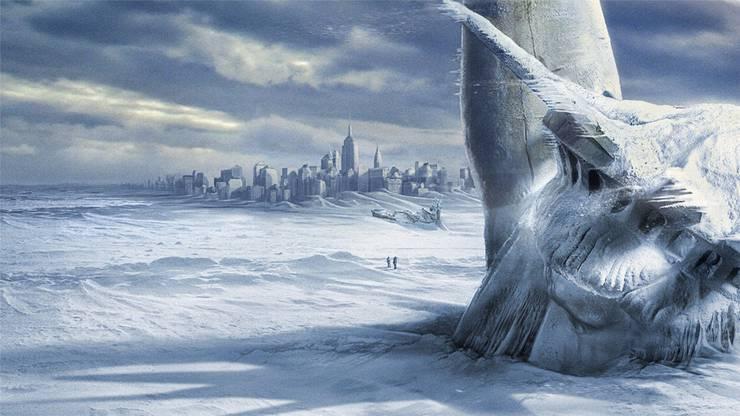Erfrieren wir im Klimakollaps wie im Film «The Day After Tomorrow»?