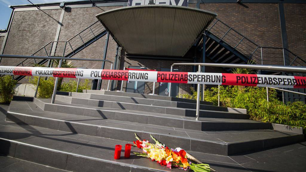 Die Polizei klärt im Moment ab, ob der Todesschütze von Konstanz unter Drogeneinfluss stand.
