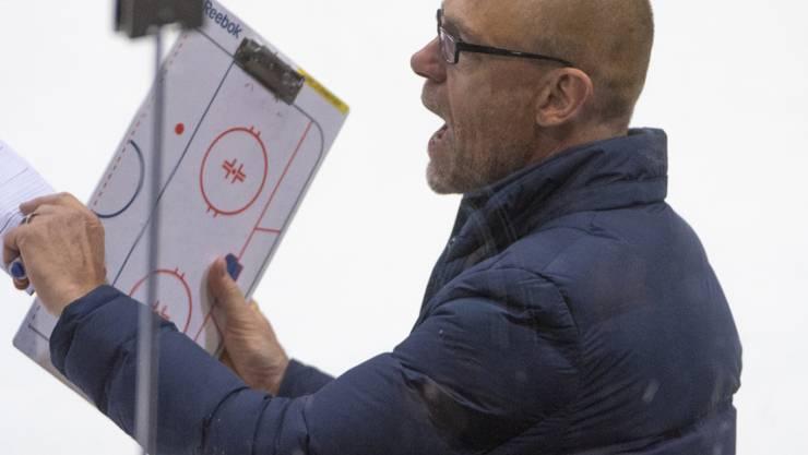 Hans Kossmann feierte mit Bern den zweiten Sieg im vierten Spiel