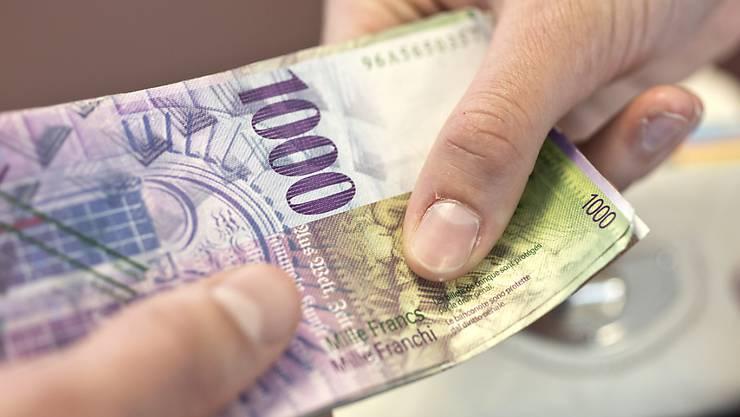 Mit der von der Regierung beantragten und vom Kantonsrat genehmigten Variante wird vor allem die Fortführung der bisherigen Steuerungsgrössen und Dotationen erreicht. (Symbolbild)