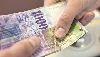 Bis der neue Finanzausgleich steht fliessen für finanzschwache Kantone weiterhin Sonderbeiträge. (Symbolbild)