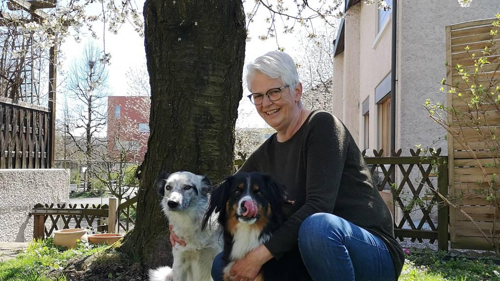 Christine Wyder aus Sursee
