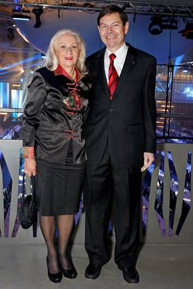 Hans-Peter und Rita Zehnder.