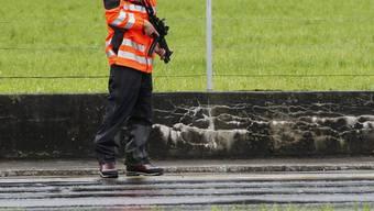 Ein Schwyzer Polizist hatte im September in Rickenbach einen 24-jährigen Moldawier erschossen (Archiv)