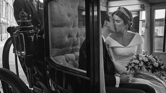 Die offiziellen Hochzeitsfotos von Prinzessin Eugenie