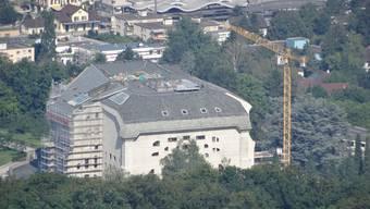 Blick aufs Goetheanum in Dornach. (Archivbild)