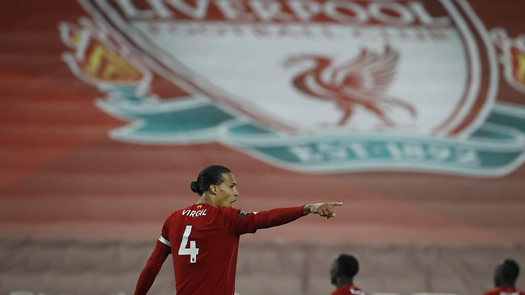 «Liverpool first»: Virgil van Dijk stellt die Vorbereitung mit seinem Klub über die EM mit den Niederlanden