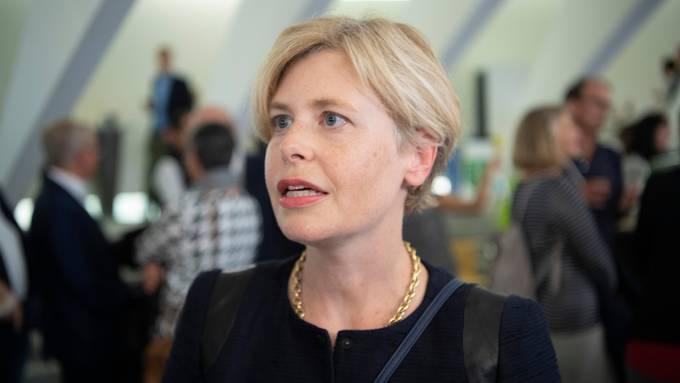 Mit 39'540 Stimmen wurde Esther Friedli, SVP, am Sonntag in den Nationalrat gewählt.