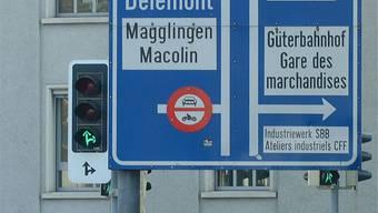 Biel/Bienne ist nur eine kurze Fahrzeit von Solothurn weg, den Schritt für einen Austausch wagen viele Schüler trotzdem nicht. Archiv/AZ
