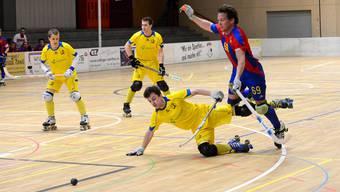 Der RHC Basel findet gegen Uri keinen Weg zum Erfolg.