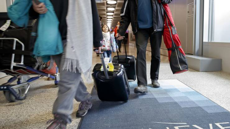 Auf Expansionskurs: Am Flughafen Genf steigt das jährliche Passagieraufkommen von heute 17,7 Millionen bis 2030 voraussichtlich auf 25 Millionen. (Archivbild)