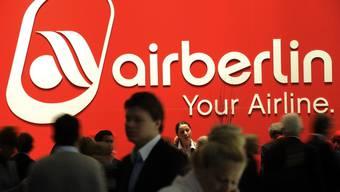 In einem Brief an Mitarbeitende erwähnt der neue Air Berlin-Chef möglichen Personalabbau (Archiv)