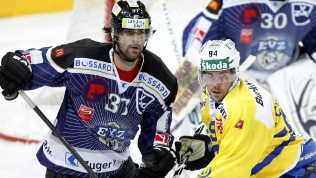 HCD-Guggisberg gegen Zugs Andy Wozniewski