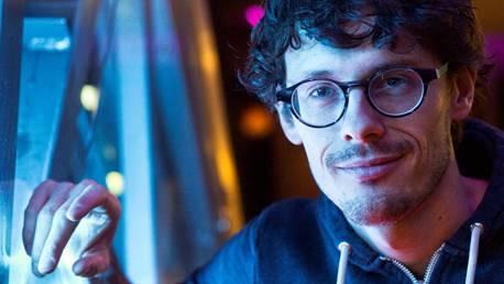 Giacun Caduff will mit «20 Regeln für Sylvie»Gelächter auslösen. Roland Schmid