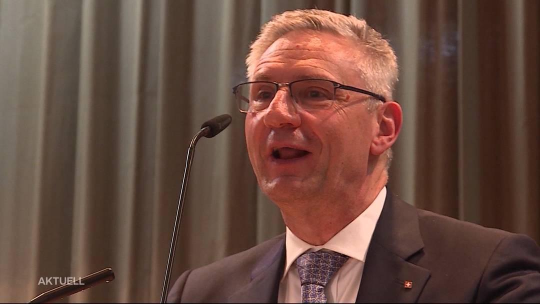 Sieg für den Hardliner: Glarner ist neuer SVP-Präsident