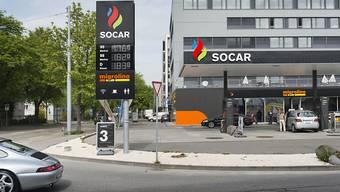 Benzinpreise: Laut Experten gibt es bei internationalen Krisen keine massiven Preisschwankungen an den Schweizer Zapfsäulen. (Archivbild)