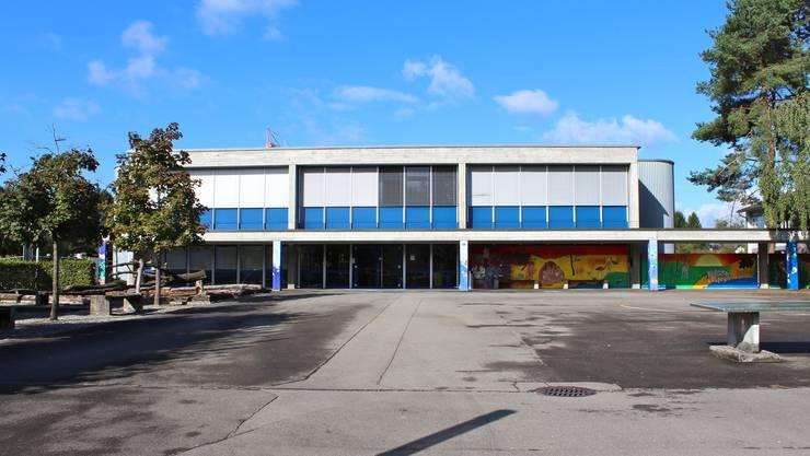 Schulhaus Hunzenschwil