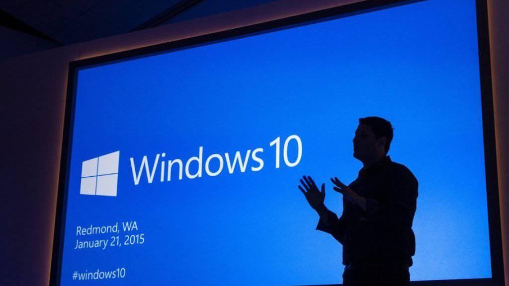 Microsoft-Veranstaltung im vergangenen Januar: Der Softwarekonzern sieht sich mit einer Sammelklage von Frauen konfrontiert, die dem Unternehmen Diskriminierung vorwerfen.