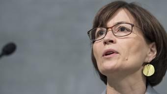 «Natürlich muss es unser Ziel sein, mehrheitsfähig zu werden», sagt Regula Rytz, Nationalrätin und Präsidentin der Grünen