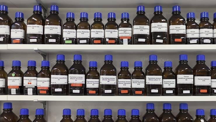 Bei der Substanz habe es sich um eine bei Hautkontakt reizende Substanz in Pulverform gehandelt. (Symbolbild)