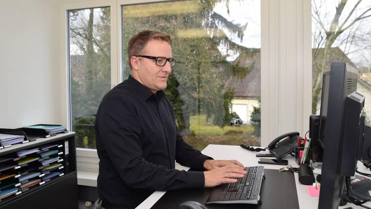 Arsène Perroud Gemeindeammann Wohlen