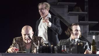 «Biedermann und die Brandstifter» gehörte zu den Stücken, die in der Saison 2017/18 am Stadttheater Solothurn für ein besonders positives Echo sorgten.