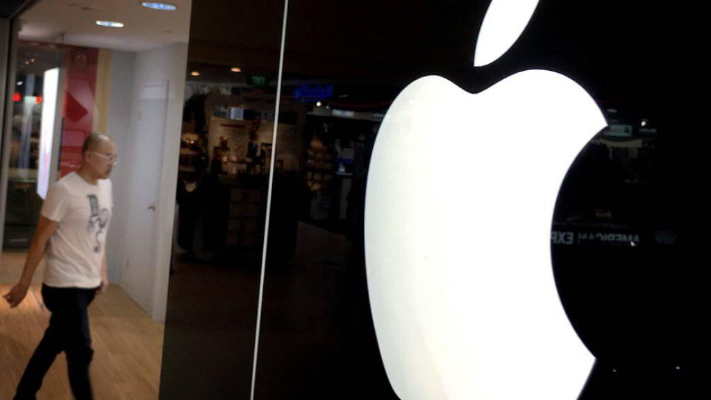 Apple kauft in der Schweiz zu (Symbolbild).