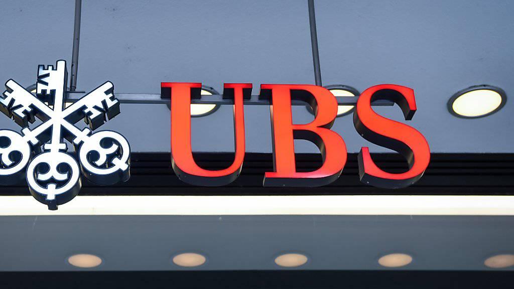 UBS-Aktie fällt unter 10 Franken
