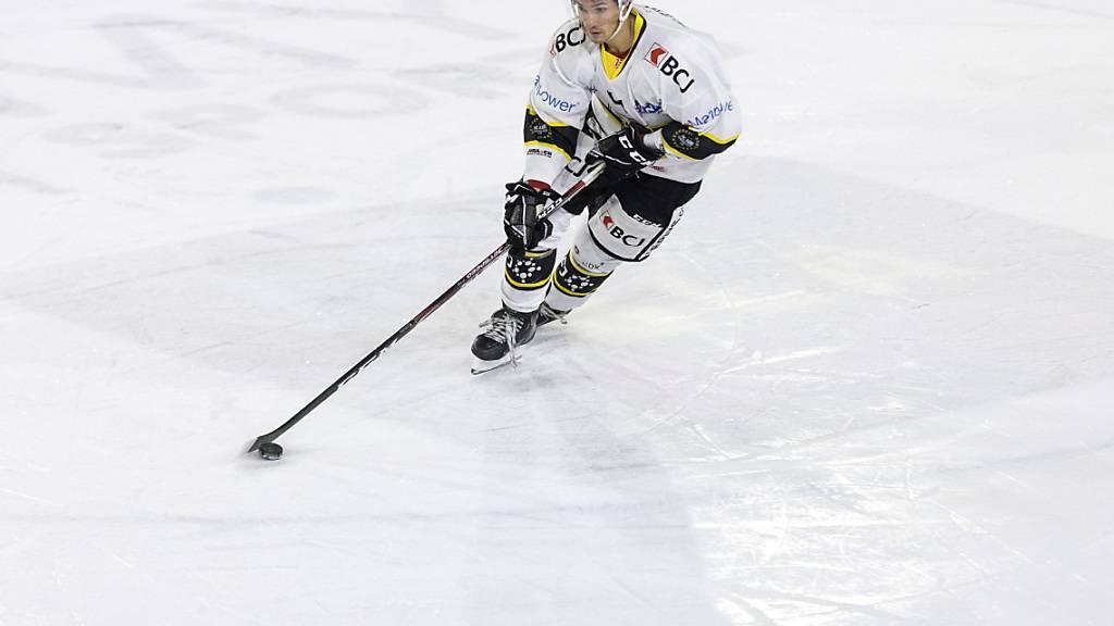 Jonathan Hazen und Ajoie verlieren in der Swiss League die Tabellenführung