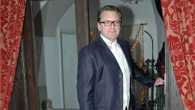 Der Wiener Schlossherr Reinhard Zellinger organisiert Mozart-Konzerte im Aargau.