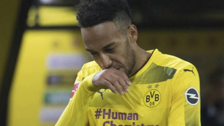 Zeit in Dortmund dürfte abgelaufen sein: Pierre-Emerick Aubameyang