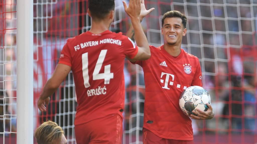 Union schlägt BVB und feiert ersten Bundesliga-Sieg
