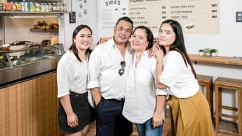 Senkrechter Start für Filipino-Food