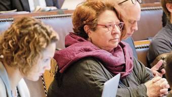 Beatrice Messerli (Basta) fordert bessere Bedingungen für Mütter in der Politik.