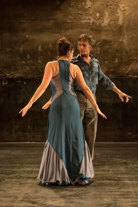 """Der gebürtige Brugger Bruno Argenta tanzte schon auf den grössten Bühnen der Welt. Jetzt tritt er im """"Centre Dürrrenmatt"""" auf."""