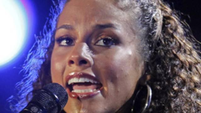 Sängerin Alicia Keys (Archiv)