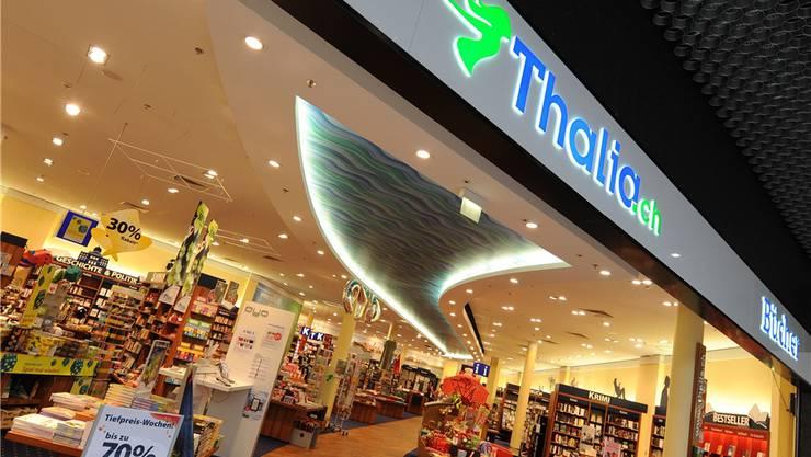 Die Thalia-Filiale im Stücki-Einkaufszentrum wurde geschlossen. Dieses Schicksal wird der Filiale in der Innenstadt erspart. Juri Junkov